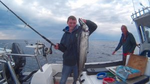 Yellowtail-Snoek- Inshore fishing charter St Helena