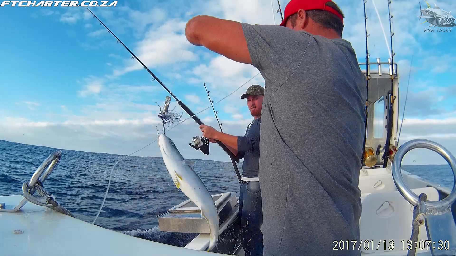 Yellowtail kona2 fish tales charters for Fish tales charters