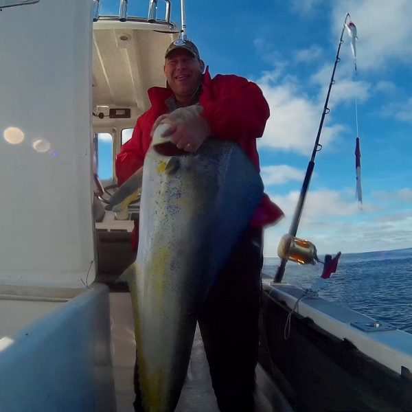 West Coast Dorado - Fish Tales Charters