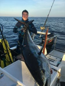 Big Eye Tuna Record