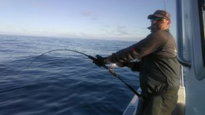 yellowtail jigging